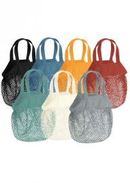 Organic Cotton Mini Mesh Grocery Bag